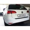 Накладка на задний бампер для Volkswagen Golf 7 Variant/Sportwagen 2014+ (Automotiva, N-0045)