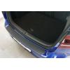 Накладка на задний бампер для Volkswagen Golf 7 HB 2014+ (Automotiva, N-0046)