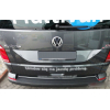 Накладка на задний бампер (Ляда) для Volkswagen Transporter/Multivan (T6) 2015+ (Automotiva, N-0043)
