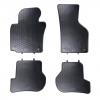 Коврики автомобильные (к-кт. 4 шт.) для Volkswagen Golf V/VI/Jetta V/Scirocco III 2003-2017 (Geyer Hosaja, 805/4C)