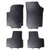 Коврики автомобильные (к-кт. 4 шт.) для Skoda Citigo/Volkswagen UP 2011+ (Geyer Hosaja, 814/4C)