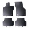 Коврики автомобильные (к-кт. 4 шт.) для Audi A3/Volkswagen Passat (B8)/Skoda Octavia III/Superb III 2012+ (Geyer Hosaja, 815/4C)