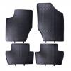 Коврики автомобильные (к-кт. 4 шт.) для Citroen C4 I 2001-2010 (Geyer Hosaja, 824/4C)