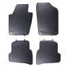 Коврики автомобильные (к-кт. 4 шт.) для Skoda Fabia III/Volkswagen Polo V/Seat Ibiza 2008+ (Geyer Hosaja, 842/4C)
