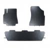Коврики автомобильные (к-кт. 4 шт.) для Peugeot 2008/208 2012+ (Geyer Hosaja, 859/4C)