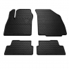 Коврики в салон (4 шт.) для Ravon R4/Chevrolet Cobalt II 2012+ (Stingray, 1045014)