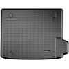 Коврик в багажник (черный) для BMW X4 2014+ (WEATHERTECH, 40739)