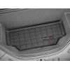 Коврик в багажник (пер., черный) для Tesla Model S 2016+ (WEATHERTECH, 40873)