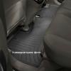 Коврик в салон (с бортиком, зад.) для BMW 3-series (F30) 2013+ (WEATHERTECH, 444102)