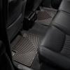 Коврик в салон (с бортиком, какао, зад.) для Land Rover Discovery 2017+ (WEATHERTECH, 474806)