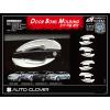 Хром накладки под дверные ручки (мыльницы) для Chevrolet Cruze 2009+ (AUTOCLOVER, C319)