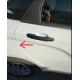 """Универсальный протектор для защиты края дверей от сколов """"белый"""" (KAI, 10MNBLTR1)"""