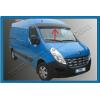 Козырек (дефлектор) лобового стекла для Renault Master/ Nissan NV400/ Opel Movan/ Iveco Daily 2011+ (Cappafe, cpf012)