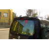 Cпойлер (Калин, под покраску) для Volkswagen Caddy 2004+ (DDA-TUNING, 7520-501)