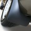 Брызговики задние (полиуретан, економ) для Renault Sandero Stepway 2010-2014 (Novline, NLFD.41.28.E11)