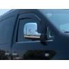 Накладки зеркал VW T5 / Caddy 2004- к-т (Omsa Prime, 752203111)