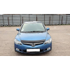 Дефлектор капота для Honda Civic SD 2006-2011 (Novline, NLD.SHOCIVS0612)