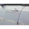 Накладки дверных ручек Peugeot 307 Hb 3D 2001- (Omsa Prime, 570303041)