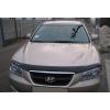 Дефлектор капота для Hyundai Sonata (NF) 2005-2008 (Novline, NLD.SHYNF0612)