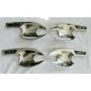 Хром накладки под дверные ручки (мыльницы) для Mazda CX-5 2017+ (ASP, JMTCX517HBA)