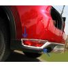 Накладки на задние противотуманные фары для Mazda CX-5 2017+ (ASP, JMTCX517RFCA)