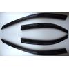 Дефлекторы окон (к-кт. 4 шт.) для Nissan Navara 2005+ (Novline, NLD.SNINAV0532)