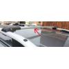Поперечины на рейлинги (с ключем, 2 шт.) для Mercedes-Benz GLK-Class (X204) 2008+ (Erkul, v1dchr)