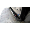 Боковые пороги (RedLine V2) для Volkswagen LT (длинная база) 1998+ (Erkul, bra063.rln2313)