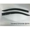Дефлекторы окон (4 шт.) для Volkswagen Amarok 2009+ (Niken, 002VW090201)