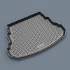 Коврик в багажник (полиуретан) для Fiat 500L (Европа) HB 2016+ (Novline, ELEMENT1534B11)