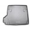 Коврик в багажник (полиуретан) для BMW X3 2008-2011 (Novline, NLC.05.16.B12)