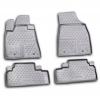 Коврики в салон (полиуретановые, серые, 4 шт.) для Lexus RX350 2009-2012 (Novline, NLC.29.10.211k)