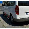 Боковые пороги (D42) для Acura MDX 2006-2013 (ST-LINE, ACMD.06.S2-01.4)