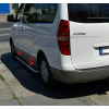 Боковые пороги (D60) для Acura MDX 2006-2013 (ST-LINE, ACMD.06.S2-01.6)