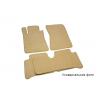 Коврики в салон (Бежевые Premium, к-кт. 5 шт.) для Lexus LХ570 2007-2012 (AVTM, BGLX1304)