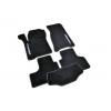 Коврики в салон (к-кт. 5 шт.) для Chevrolet Niva 2002+ (AVTM, BLBLCCR1084)