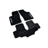 Коврики в салон (к-кт. 5 шт.) для Daewoo Nexia 1995-2008 (AVTM, BLCCR1122)