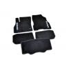 Коврики в салон (к-кт. 5 шт.) для Nissan Leaf 2010+ (AVTM, BLCCR1409)