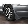 Брызговики оригинальные (задние, к-кт, 2 шт.) для Mercedes S-Class (W221) 2009-2013 (MERCEDES-BENZ, B66528255)