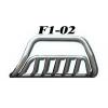 Защита переднего бампера (кенгурятник, D60) для Chery Beat 2010+ (St-line, CHBT.10.F1-02.6)
