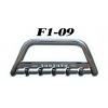 Защита переднего бампера (кенгурятник, D60) для Chery Beat 2010+ (St-line, CHBT.10.F1-09.6)