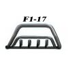 Защита переднего бампера (кенгурятник, D60) для Chery Beat 2010+ (St-line, CHBT.10.F1-17.6)