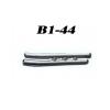 Защита заднего бампера (D60) для Cadillac Escalade (GMT 900) 2007-2014 (St-line, CDES.07.B1-44.6)