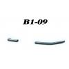 Защита заднего бампера (D60) для Cadillac Escalade (GMT 900) 2007-2014 (St-line, CDES.07.B1-09.6)