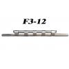 Защита переднего бампера (D60) для Chery Tiggo 2005-2011 (St-line, CHTG.05.F3-12.6)