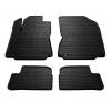 Коврики в салон (4 шт.) для Citroen C1 II/Peugeot 108/Toyota Aygo 2014+ (Stingray, 1003094)