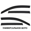 Дефлекторы окон (ветровики) для BMW X5 2013+ (SIM, NLD.SBMWX51332)