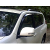 Дефлекторы окон (ветровики) для Toyota Land Cruiser Prado 150/Lexus GX460 2009+ (SIM, NLD.STOLCP0932)