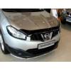 Дефлектор капота для Nissan Qashqai/Qashqai+2 2010+ (SIM, NLD.SNIQAS1012)