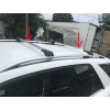 Поперечины на рейлинги (без ключа, 2 шт.) для Acura MDX 2013+ (Erkul, vb1dchr)